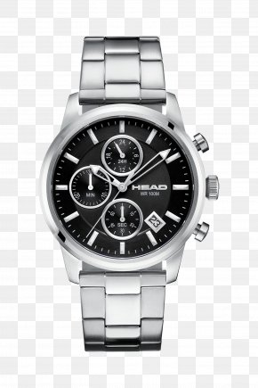 Watch - Watch Chronograph Quartz Clock Seiko Bracelet PNG