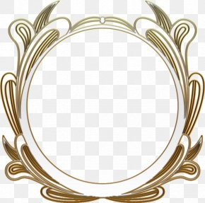 Round Frame - Picture Frame Photography Film Frame PNG