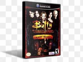 Xbox - Buffy The Vampire Slayer: Chaos Bleeds GameCube PlayStation 2 Video Game PNG