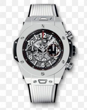 Watch - Hublot Chronograph Automatic Watch Movement PNG