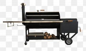 The Feature Of Northern Barbecue - Barbecue-Smoker Smoking Ribs Pitts & Spitts PNG