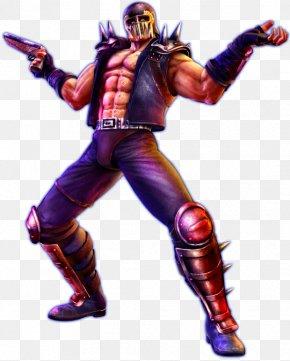 Jagi Hokuto Ga Gotoku Kenshiro Thouzer Fist Of The North Star PNG