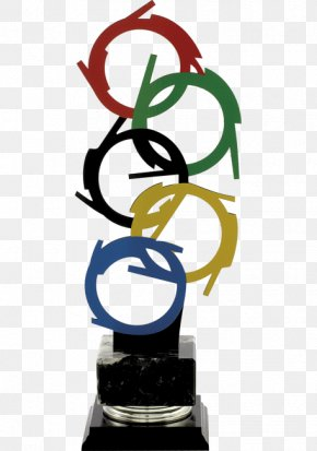 Metal Cup - Olympic Games Trophy 1936 Summer Olympics Aneis Olímpicos Sport PNG
