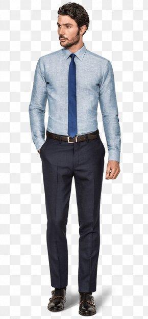 Linen - T-shirt Tailor Dress Shirt Suit PNG