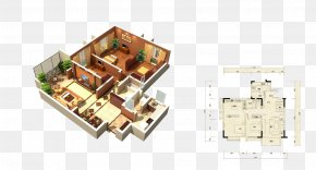 3D Perspective View Size Chart - 3D Computer Graphics House Painter And Decorator Interior Design Services Designer Stereoscopy PNG