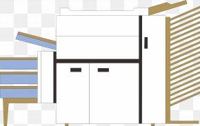 Cartoon Printer - Angle Area Pattern PNG