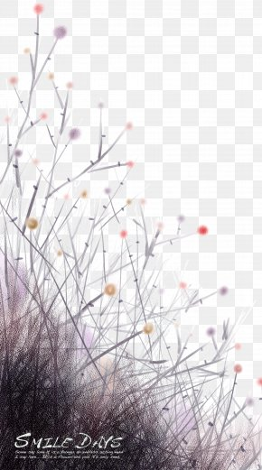 Abstract Floral Motifs - Download Illustration PNG