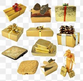 Pin - Gift Box Santa Claus Clip Art Christmas Day PNG