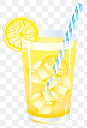 Vector Birthday Celebration - Cocktail Soft Drink Screwdriver Tequila Sunrise Juice PNG