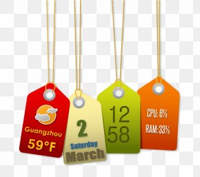 Hanging Board - Discounts And Allowances Service Net D Price Label PNG