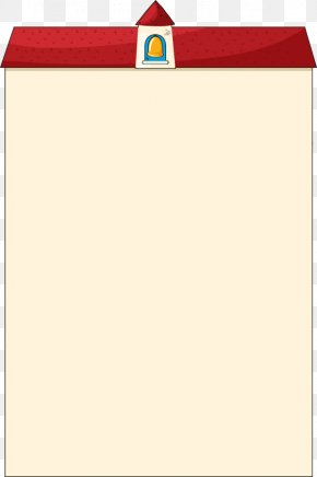 Frame House - Picture Frame Cartoon PNG