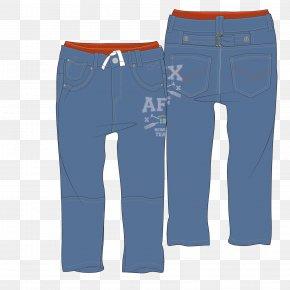 Jeans - Jeans Cowboy Trousers Designer PNG