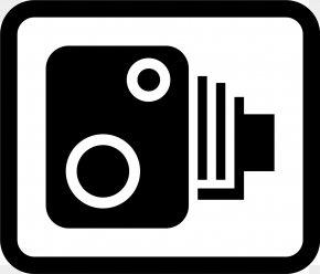 Camera Logo - Traffic Sign Traffic Enforcement Camera Speed Limit Traffic Camera PNG