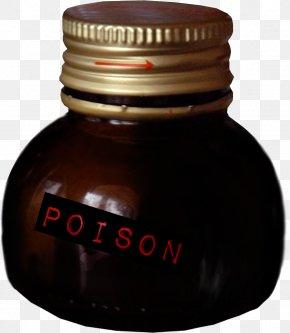 Brown Glass Bottle - Glass Bottle PNG