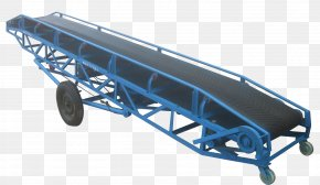 Belt Conveyor Belt - Conveyor Belt Conveyor System Machine Transport Mining PNG