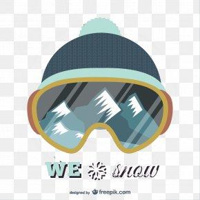 Ski Cap Vector Material - T-shirt Hoodie Skiing Snowboard PNG