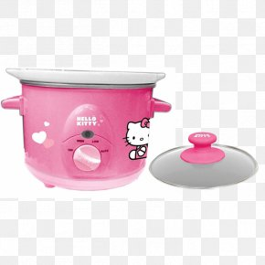 Kitchen - Hello Kitty Rice Cookers Slow Cookers Home Appliance PNG