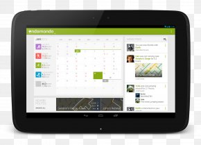 Responsive Ui - Tablet Computers Android User Interface Design PNG