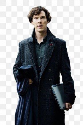 Benedict Cumberbatch Transparent - Benedict Cumberbatch Sherlock Holmes Doctor Watson PNG