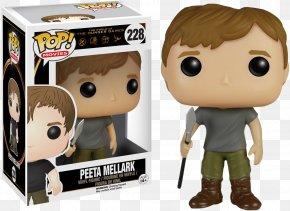 Hunger Games - Peeta Mellark Katniss Everdeen Funko Action & Toy Figures The Hunger Games PNG