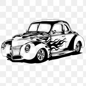 Car - Sports Car Sticker Coloring Book Drawing PNG