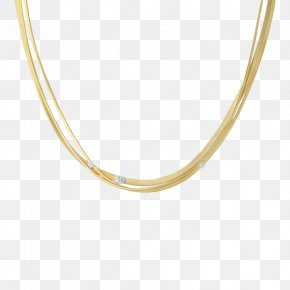 Necklace - Necklace Jewellery Silver Chain Colored Gold PNG