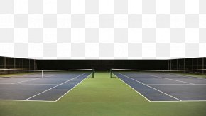 Badminton Court - Tennis Centre Area Angle Sky PNG