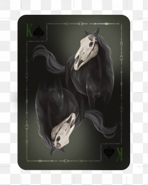 Bicycle Playing Cards Ace Mustang Our Last Campaign PNG