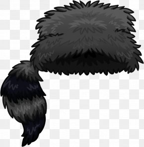 Black Raccoon Pictures - Club Penguin Island Raccoon Hat Clip Art PNG