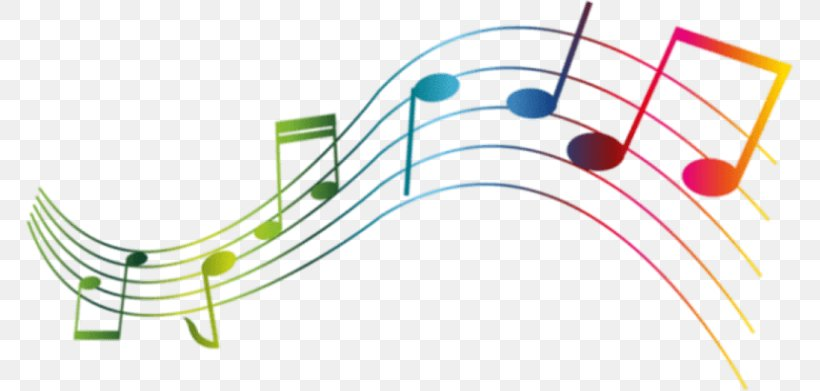 Musical Note Staff Clip Art, PNG, 768x391px, Watercolor, Cartoon, Flower, Frame, Heart Download Free
