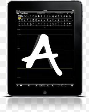 Ipad - Typeface IPad Handwriting Typography Font PNG