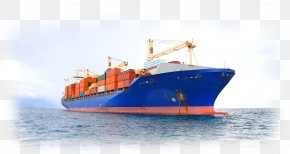 Shipping - Cargo Freight Forwarding Agency Freight Transport Logistics Less Than Container Load PNG
