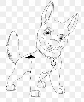 MR. PEABODY & SHERMAN - Bolt Coloring Book Dog Colouring Pages Drawing PNG