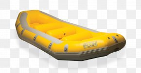 Boat - Packraft Inflatable Boat PNG