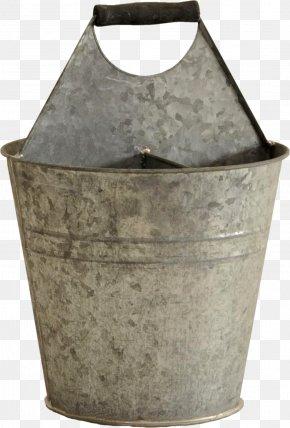 Aluminum Bucket - Aluminium Metal Euclidean Vector PNG