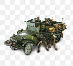 United States - United States Car Half-track Military Vehicle PNG