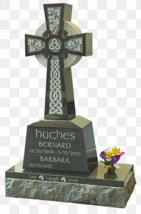 Cemetery - Headstone High Cross Memorial Cemetery PNG