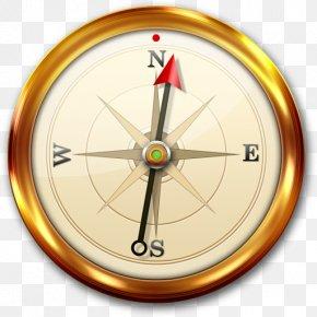 Compass - Kaaba Qibla Compass Salah PNG