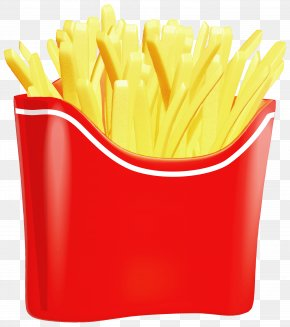 Fries PNG - McDonald's French Fries Hamburger Fast Food Clip Art PNG