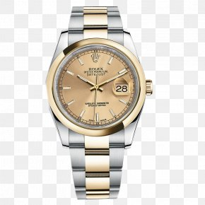 Rolex Gold Watches Male Table - Rolex Datejust Watch Rolex Daytona Rolex GMT Master II PNG