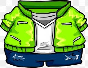 Club Penguin Clothes - Club Penguin Entertainment Inc Fan Art Outerwear PNG