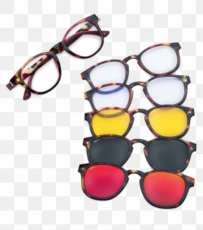 Glasses - Goggles Sunglasses Lens 3D-Brille PNG