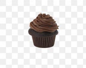 Chocolate Cake - Cupcake Milkshake Chocolate Cake Ganache PNG