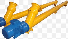 Screw - Pipe Screw Conveyor Conveyor System Bulk Material Handling PNG