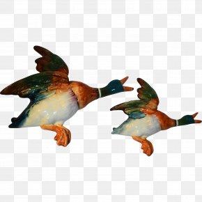 Duck - Mallard Duck Waterfowl Hunting Bird Pottery PNG