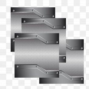 Aluminum Alloy High-definition Deduction Material - Aluminium Alloy PNG