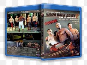 Jillian Murray - Never Back Down Film Amazon.com Blu-ray Disc Streaming Media PNG