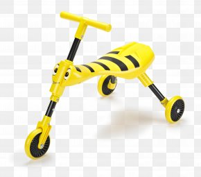 Bumble Bee - Motorized Tricycle Toy Child Wheel PNG