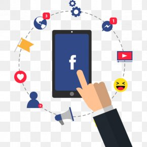 Social Media - Facebook F8 Social Media Social Network Advertising PNG