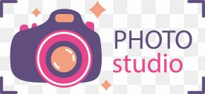 Purple Photography Logo - Photography Logo PNG